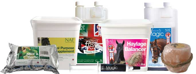 Supplements for horses