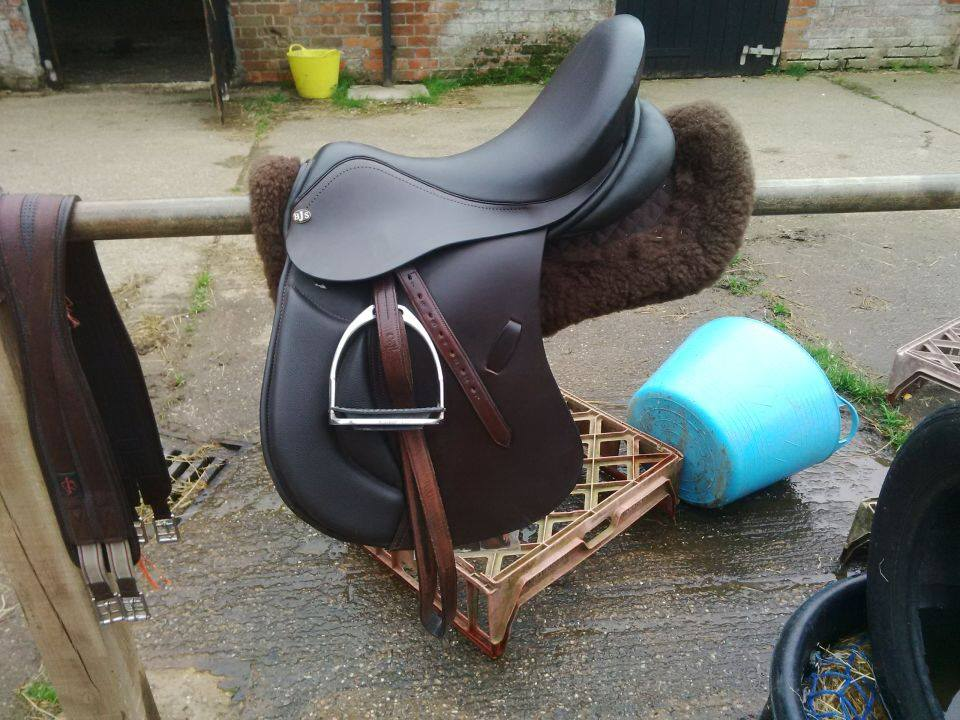 my new saddle, how often should you clean your tack