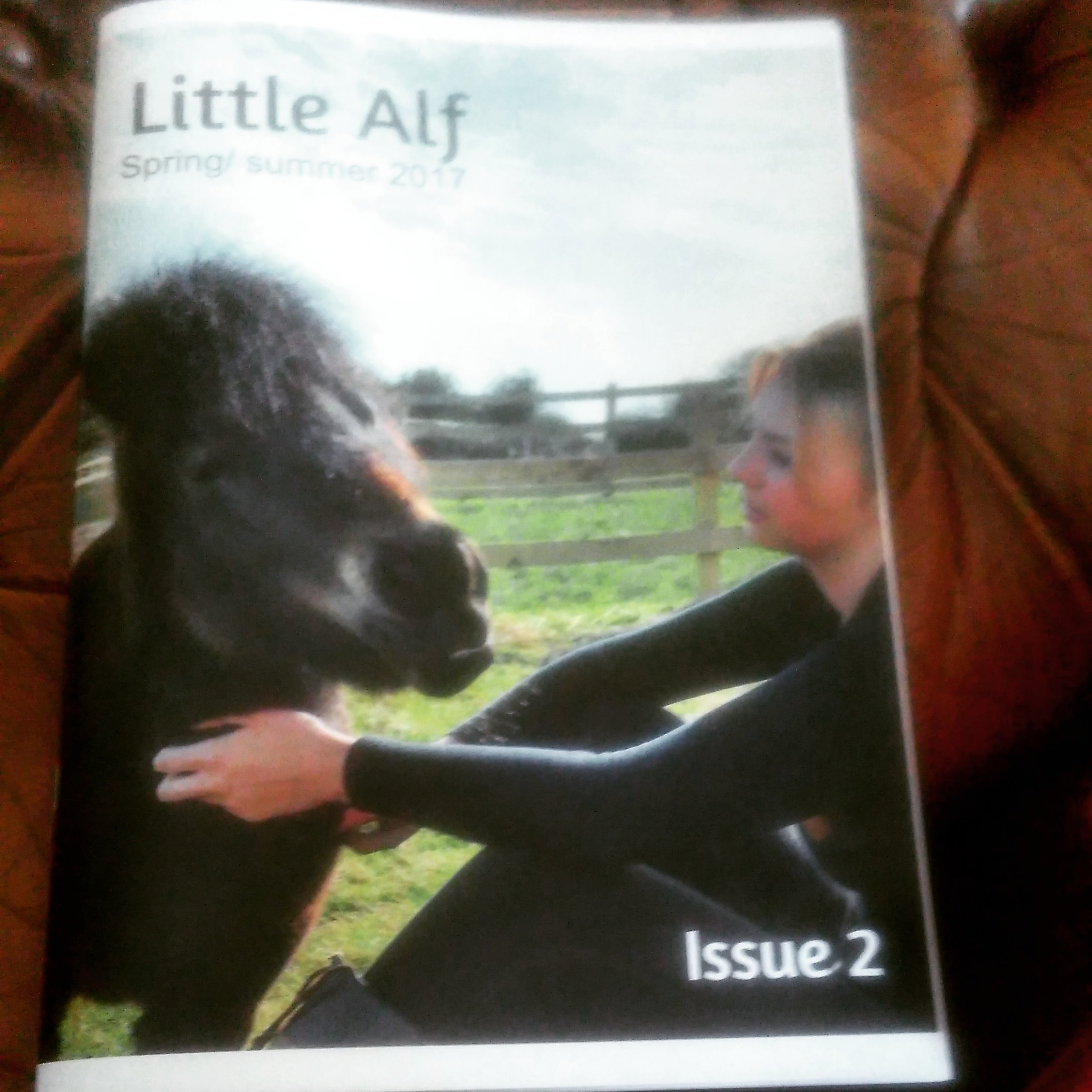 little alf magazine