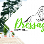 how to dressage