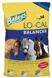 Baileys lo cal balancer for laminitis