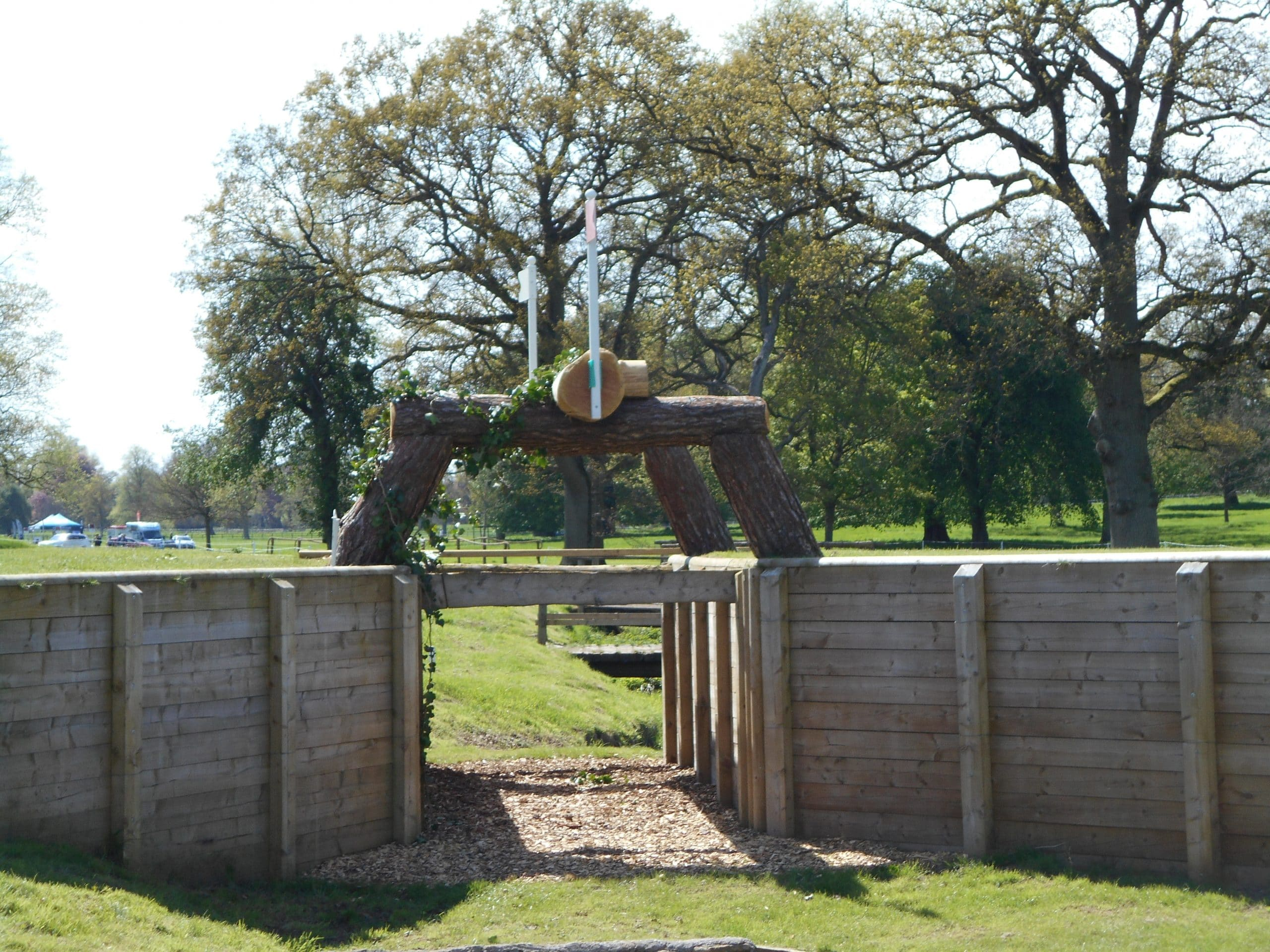 National Star Trakehner badminton