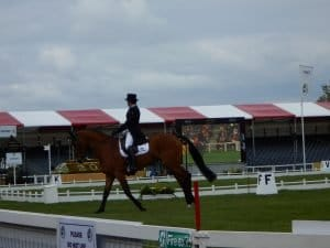Paulank Brockagh sam griffiths badminton dressage