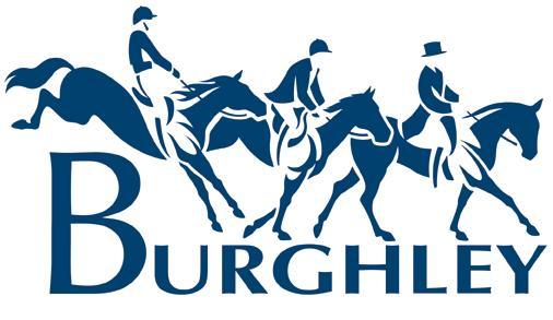 Burghley logo