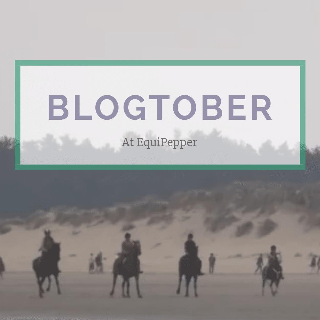 blogtober challenge