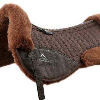 Merino Wool saddle half pad