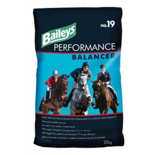 baileys performance balancer, feeding the thoroughbred