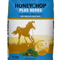 honeychop plus herbs great for feeding the thoroughbred