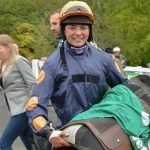 Female Jockey Bryony Frost. Credit Carine06 @ https://www.flickr.com/photos/43555660@N00/28175969638