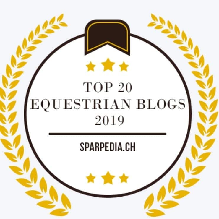 top 20 equestrian blogs