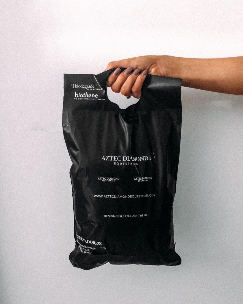 aztec diamond bag