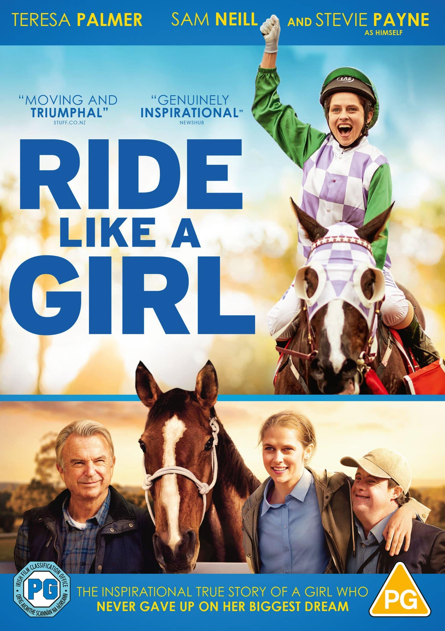 ride like a girl film