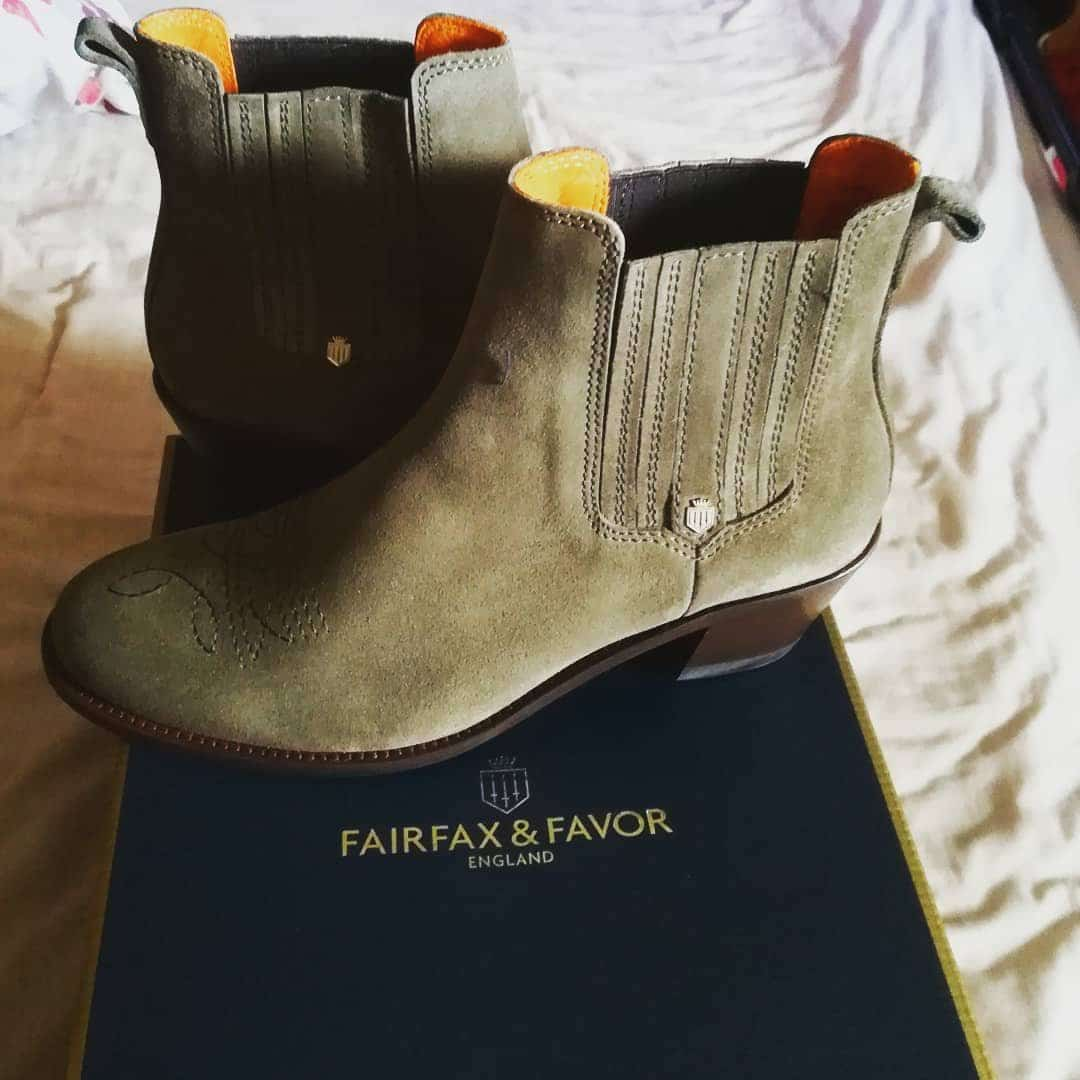 fairfax & favor rockingham ankle boots