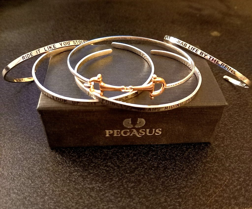 pegasus jewellery bangles