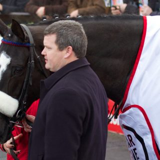 Gordon Elliott - Credit Dan Heap @ Flickr https://www.flickr.com/photos/69166407@N06/11161072424/