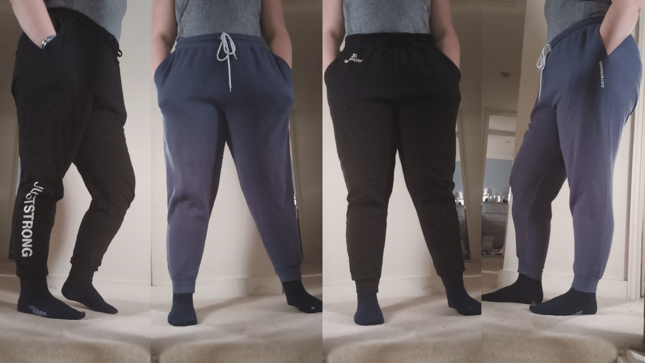 Just Strong Joggers Review